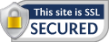 This site is SSL secured and all submitted data is encrypted for your protection.